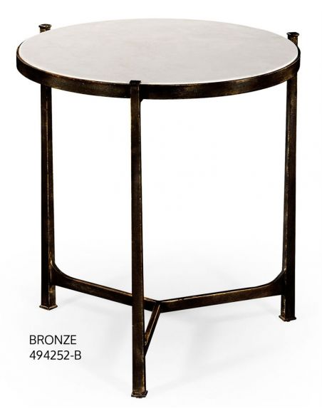 Modern Furniture Contemporary Circular Side Tables-54