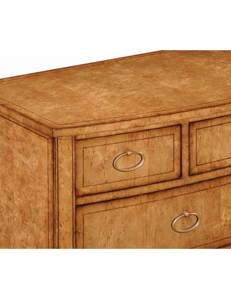 Inspired Bowfronted of Seven Drawers-02