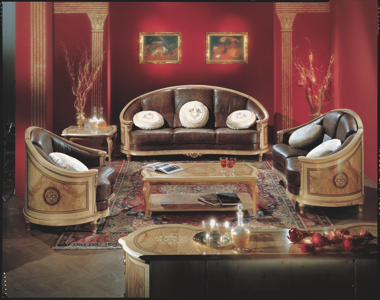 Sofa Couch Loveseat Upscale Living Room From Our Exclusive Presidential Collection