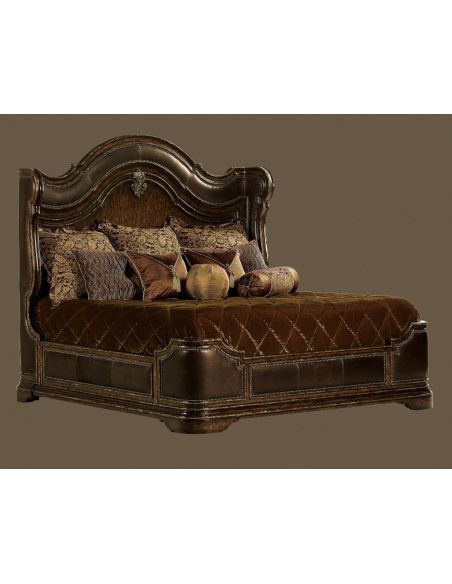 BEDS - Queen, King & California King Sizes 1 High end master bedroom set