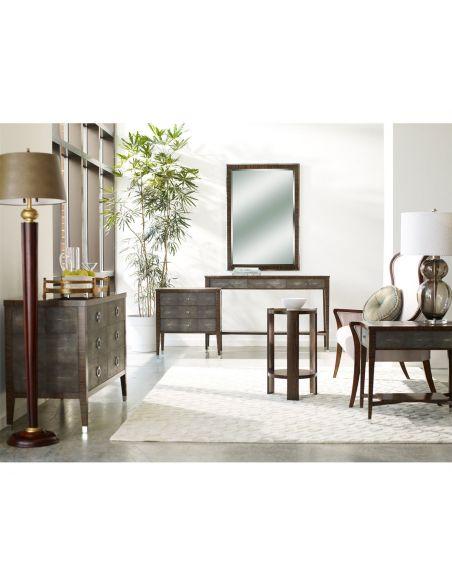 Deco Styled Macassar Ebony Veneered-65