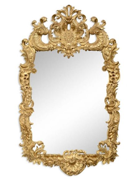 Antique Framed Decorative Wall Mirror-74