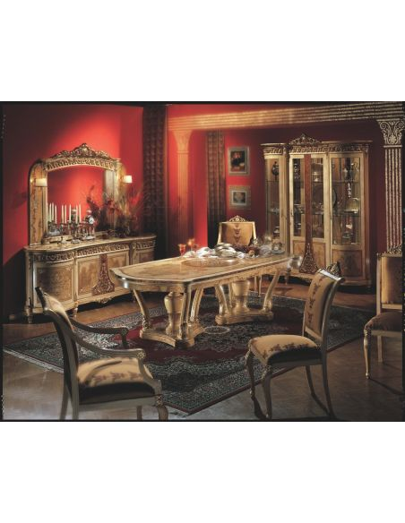 Dining Tables Upscale dinning table from our exclusive presidential collection