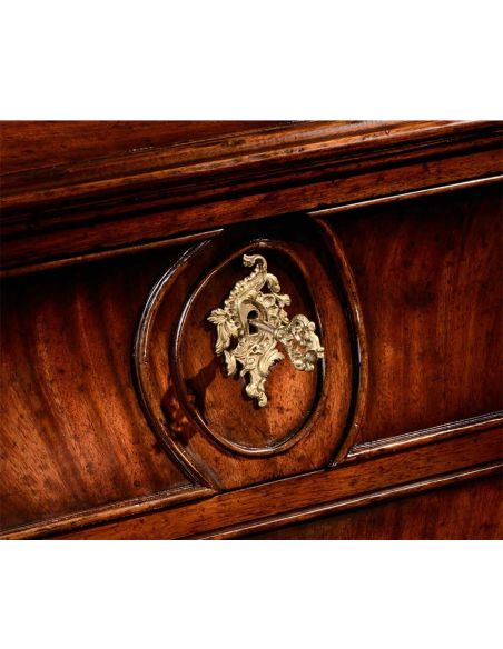 Louis XV Chest of 3 Drawers-88