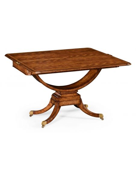 Console & Sofa Tables Rectangular Wood Card Table-77