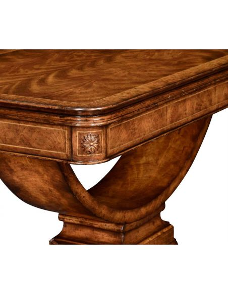 Console & Sofa Tables Rectangular Wood Card Table-77