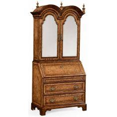 Classic Multi Drawer Wooden Bureau Cabinet-79