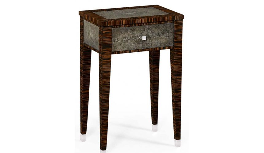 Square & Rectangular Side Tables Small Rectangular Coffee Table-24