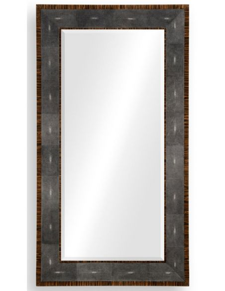 Art Deco styled Floor Mirror-29