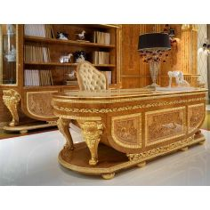 Elegant home office from our modern day Czar collection