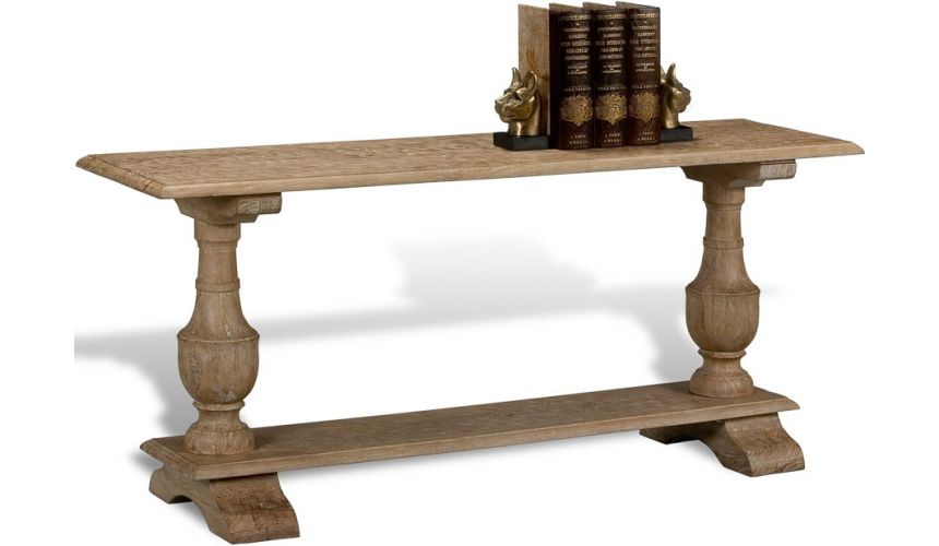 Ornamental Console Table