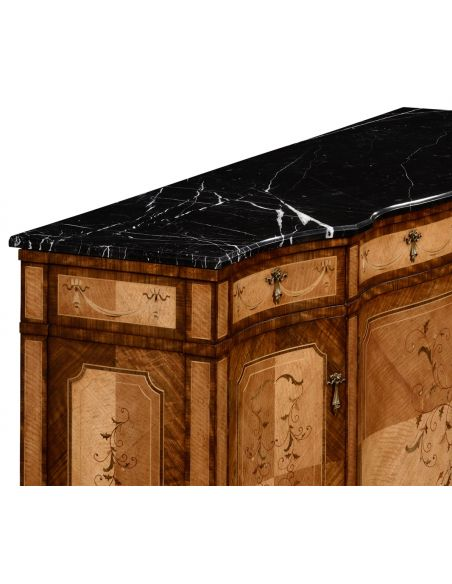 Antique Sideboard for Dining Room-57