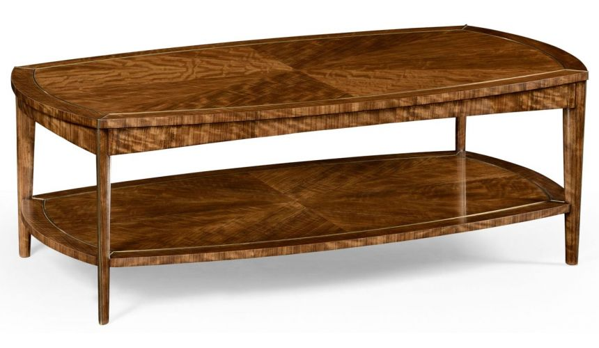 Rectangular and Square Coffee Tables Contemporary styled Rectangular Coffee Table-88
