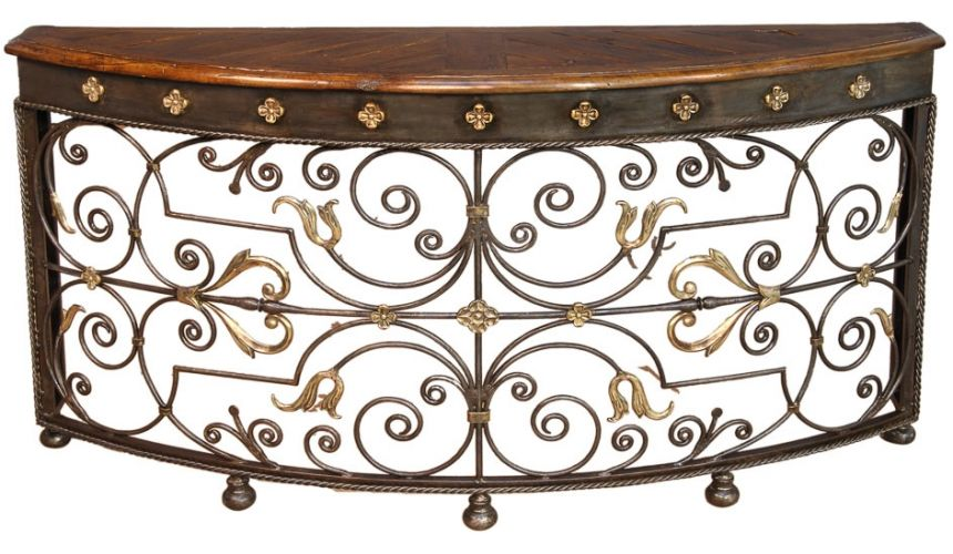 Aesthetic Console Table