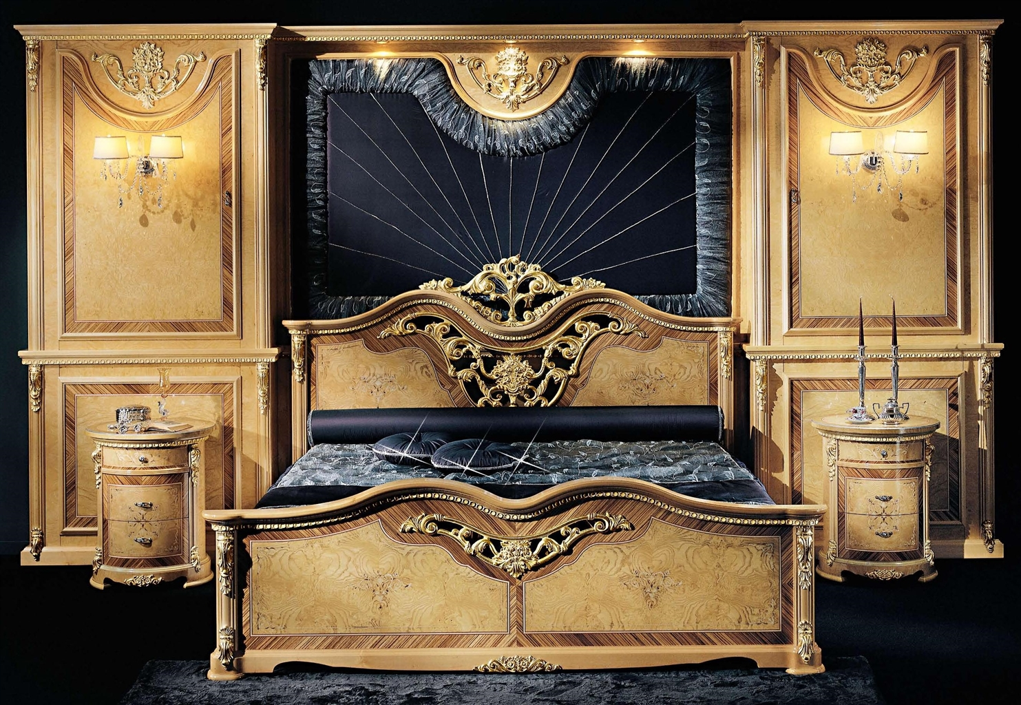 Our European Masters Collection Grand Master Bedroom