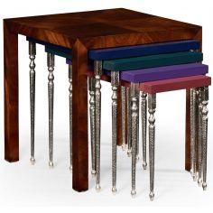 Alexander Julian Designs Five Nesting Tables-89