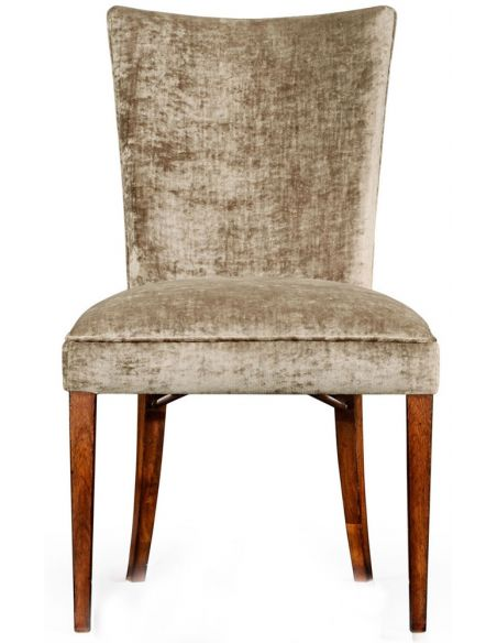 Dining Chairs Biedermeier style mahogany dining side chair