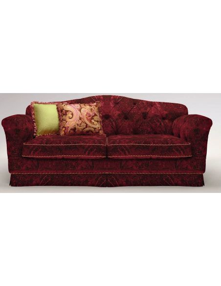SOFA, COUCH & LOVESEAT Perky Upholstered Sofa