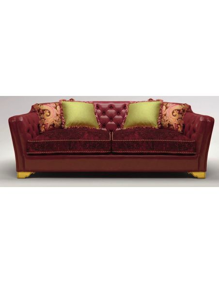 SOFA, COUCH & LOVESEAT Swish 2-Seater Upholstered Sofa