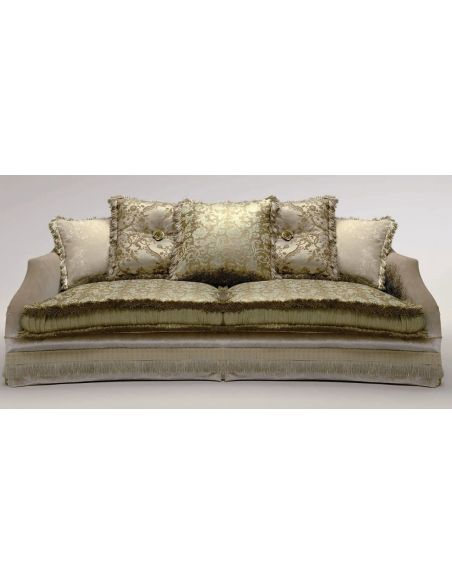SOFA, COUCH & LOVESEAT Upholstered Sectional Sofa