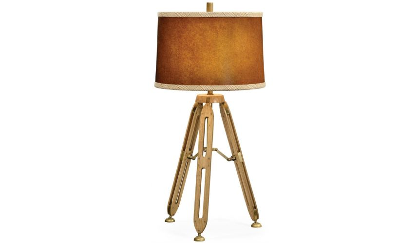 "Lighting Three legged table lamp (32\"")"