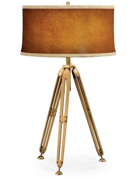 "Lighting Three legged architectual table lamp (27 1/2\\"" H)"