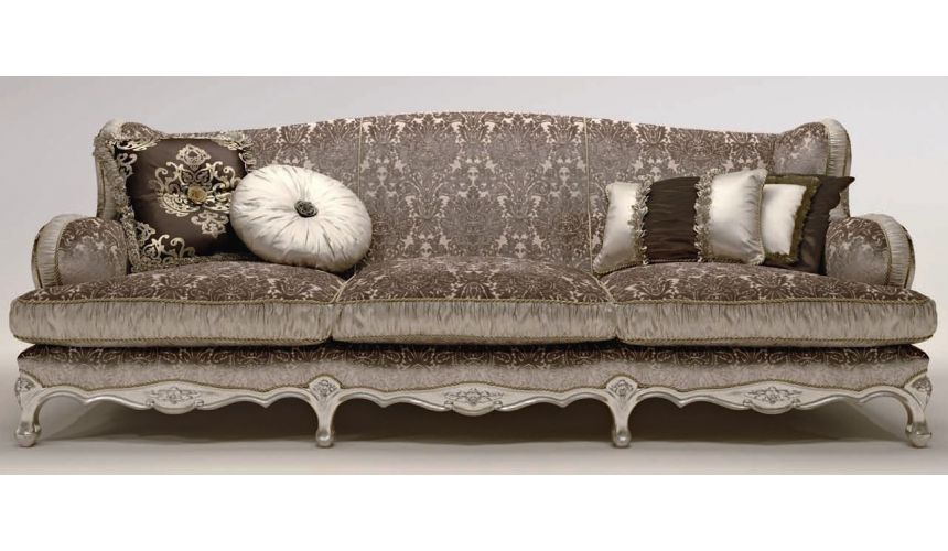 SOFA, COUCH & LOVESEAT Stretched Upholstered Sectional Sofa