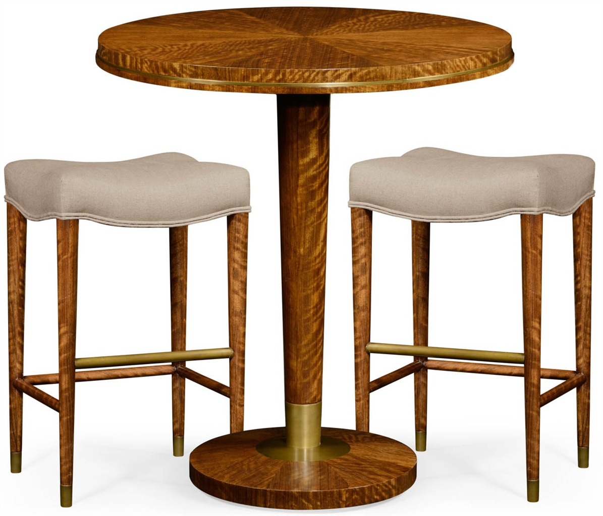 Modern Round Bar Table