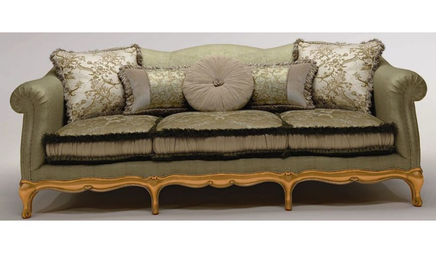 SOFA, COUCH & LOVESEAT Splendid Upholstered Sectional Sofa