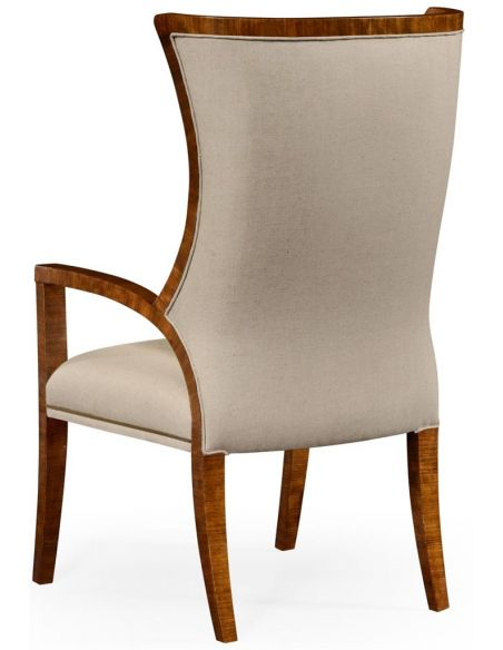 Dining Chairs Modern dining armchair