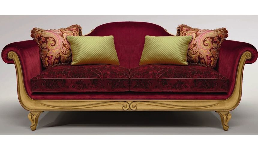 SOFA, COUCH & LOVESEAT Upholstered Loveseat Sofa