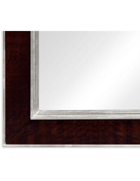 Decorative Accessories Artistic Hanging Mirror