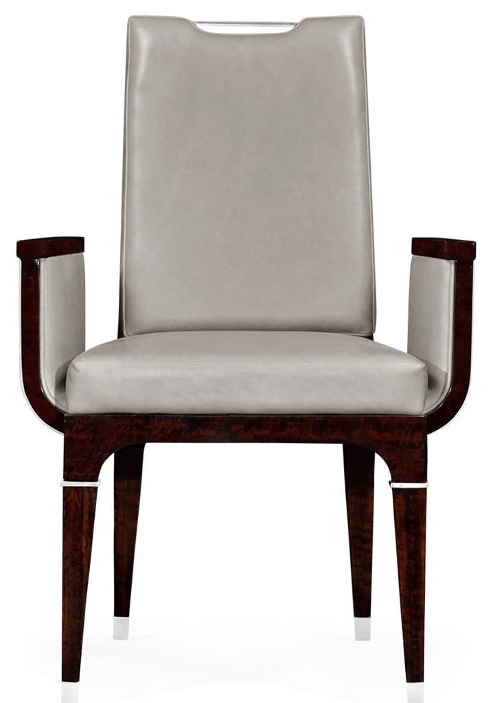 Quality leather upholstered armchair for Best quality upholstered furniture