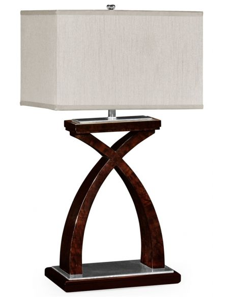 Decorative Accessories Cress- Cross Table Lamp