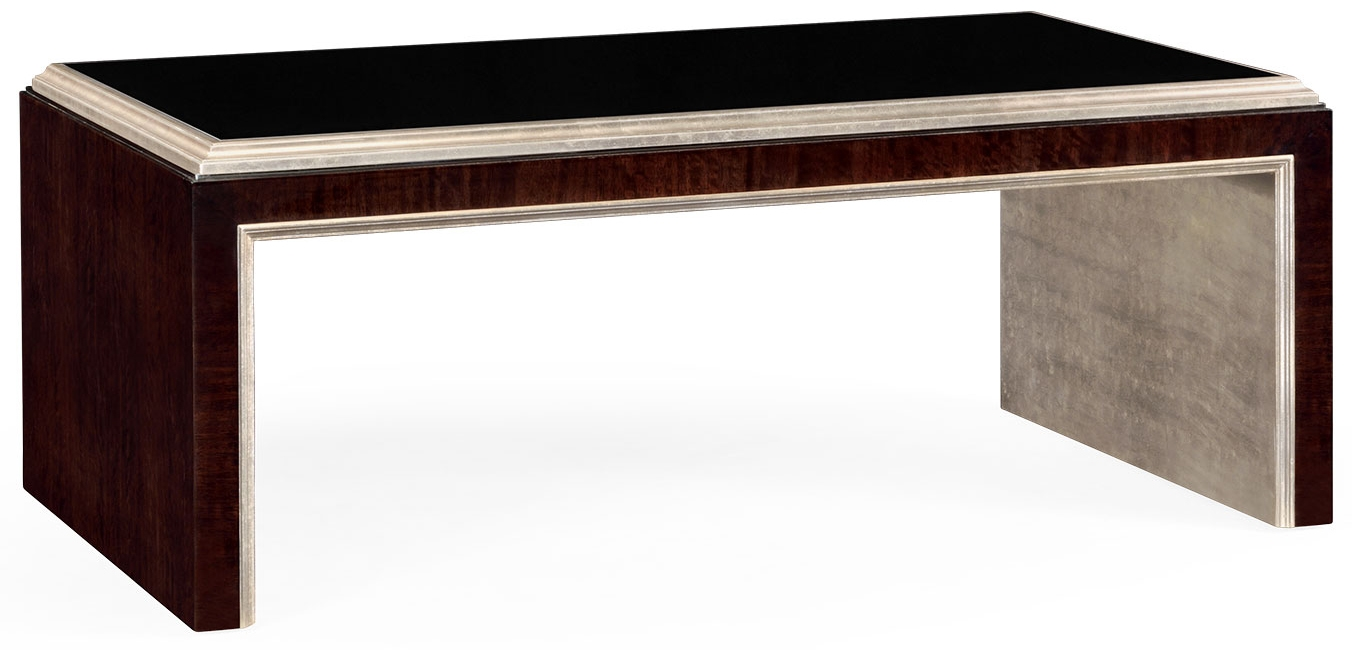 Contemporary glass top coffee table for Contemporary glass top coffee table