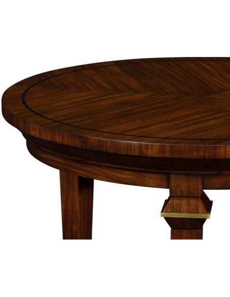 Modern Furniture Round End Table