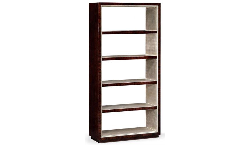 Bookcases Elegant 5 Tier Bookcase