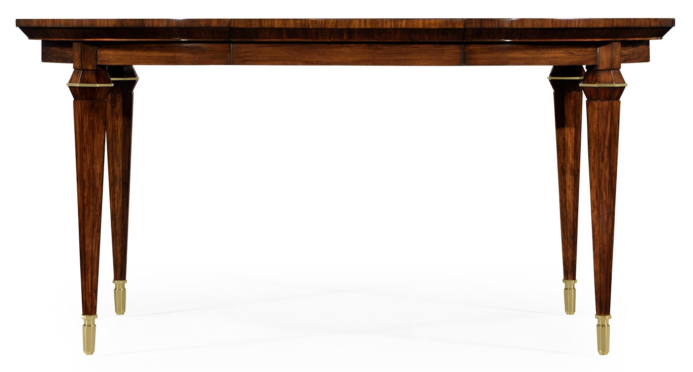 Round To Oval Extending Dining Table