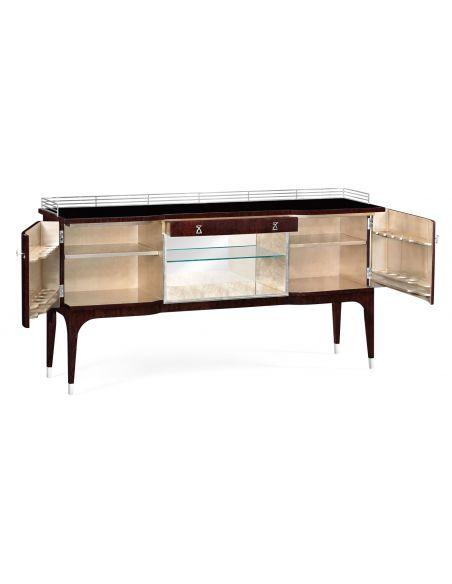 Home Bar Furniture Stylish Drinks Cabinet
