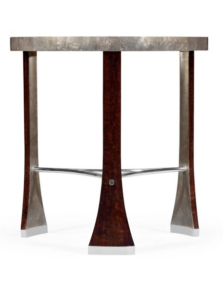 Round & Oval Side Tables Modish Round Side Table