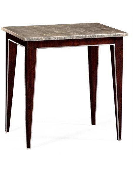 Modern Furniture Urbane Rectangular End Table
