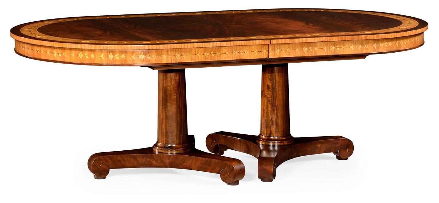 Biedermeier Style Dining Table : biedermeierstylediningtablep from bernadettelivingston.com size 1400 x 648 jpeg 304kB