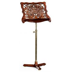 Adjustable Victorian Style Music Stand