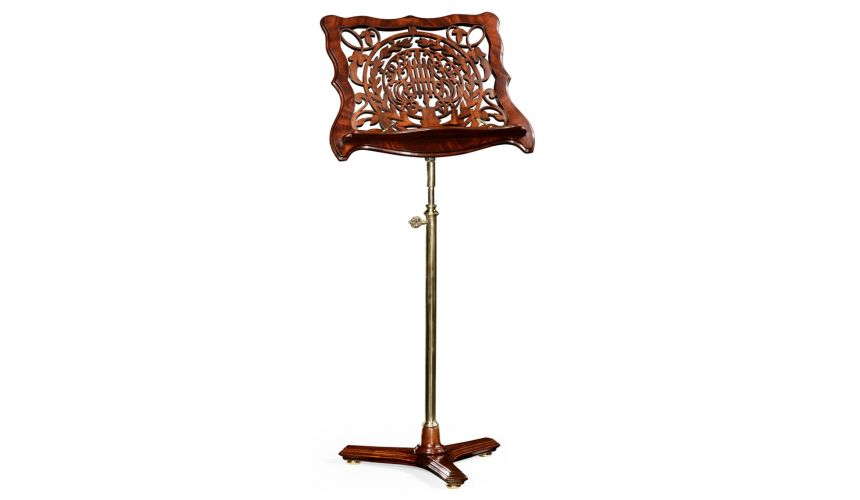Decorative Accessories Adjustable Victorian Style Music Stand