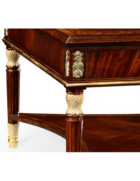 Rectangular and Square Coffee Tables Rectangular coffee table in William IV style