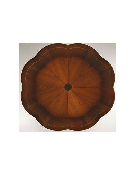 Furniture Masterpieces Classy Round Coffee Table