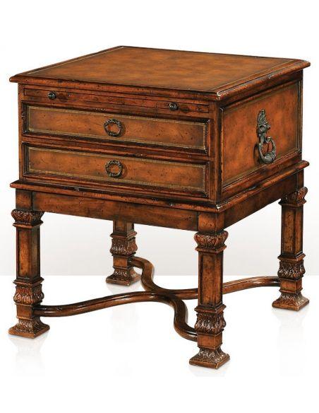 Square & Rectangular Side Tables Renaissance Beauty