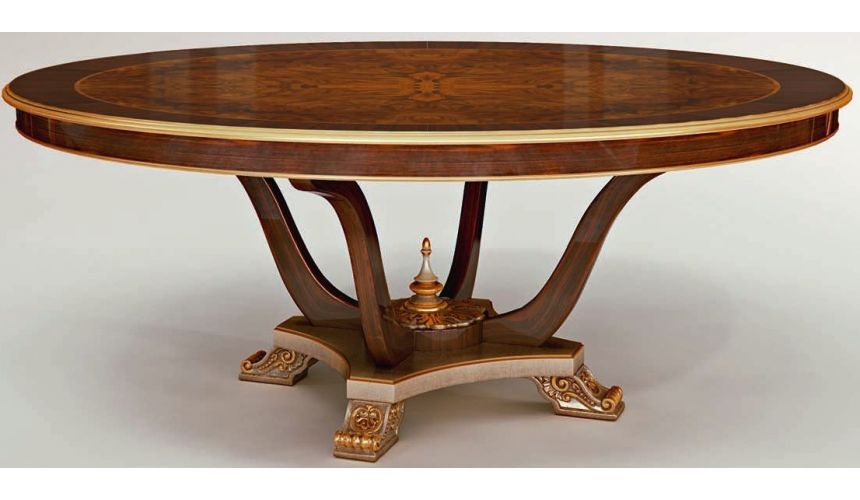 Dining Tables Round Dining Table Pedestal Base