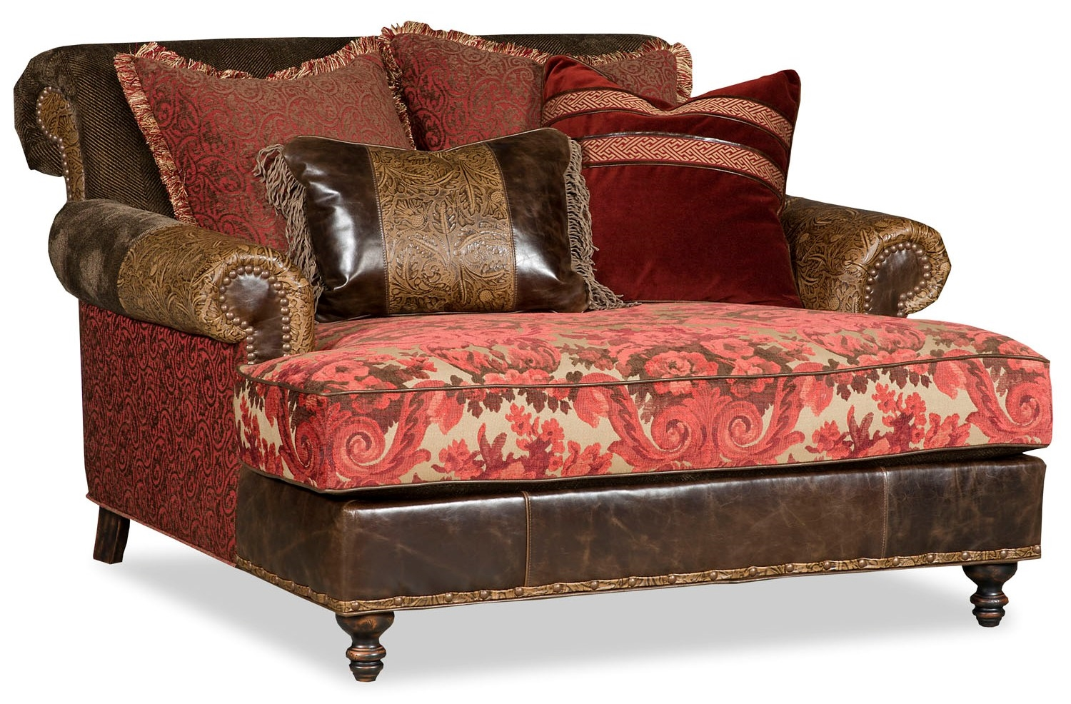 Double Chair Chaise