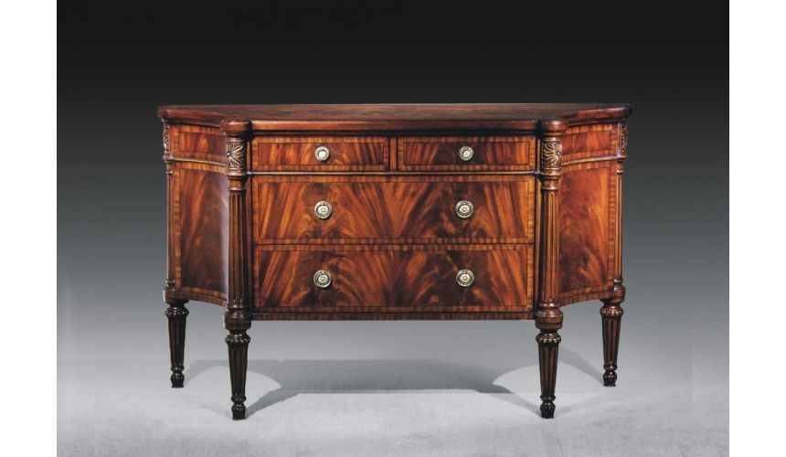 Breakfronts & China Cabinets High End Dining Room Furniture Sideboard